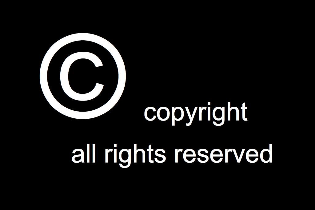 قوانین کپی رایت